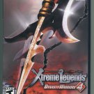 Dynasty Warriors 4: Xtreme Legends (Sony PlayStation 2, 2003)