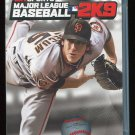 Major League Baseball 2K9 (PlayStation Portable, 2009)