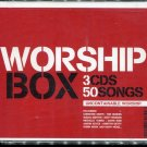 Worship Box: Uncontainable Worship [Box] (CD, Feb-2011, 3 Discs, Kingsway Music)