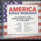 America Sings Worship (CD, Mar-2011, Kingsway Music)