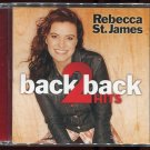 Rebecca St. James Worship God/If I Had One Chance to Tell You Something (2011 Sony CMG)