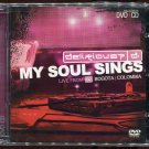 My Soul Sings: Live from Bogota [CD & DVD] by Delirious? (CD, Mar-2009, Sparrow Records)