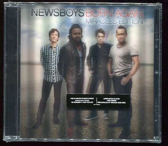 Newsboys born again album lyrics