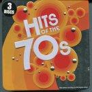 Hits of the 70s [Madacy] (CD, Nov-2006, 3 Discs, Madacy)