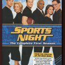 Sports Night: The Complete First Season (DVD, 2010, 4-Disc Set)