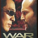 War (DVD, 2008, Canadian; French Version)