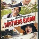 The Brothers Bloom (DVD, 2010) Adrien Brody/ Mark Ruffalo/Rachel Weisz