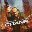 Crank (Blu-ray Disc, 2007) Jason Statham