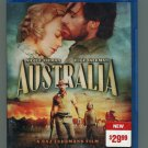 Australia (Blu-ray Disc, 2009, Widescreen)