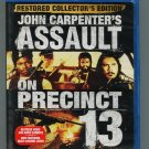 Assault on Precinct 13 (1976) Restored Collectors Edition