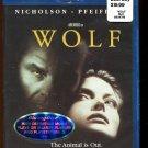 Wolf (Blu-ray) Jack Nicholson, Michelle Pfeiffer