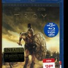 Troy (Blu-ray Disc, 2007, Director's Cut Unrated)