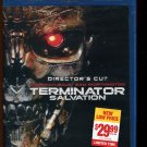 Terminator Salvation (Two-Disc Directors Cut) [Blu-ray 2009)