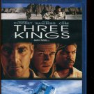 Three Kings (Blu-ray Disc, 2010) George Clooney, Mark Wahlberg