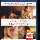 The Reader (Blu-ray Disc, 2009, Blu-Ray) Ralph Fiennes, Kate Winslet
