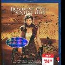 Resident Evil: Extinction (Blu-ray Disc, 2008) Milla Jovovich