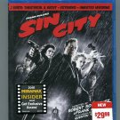 Sin City (Blu-ray 2-Disc, 2009) Special Edition; Recut And Extended