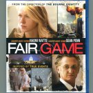 Fair Game (Blu-ray Disc, 2011) Sean Penn, Naomi Watts