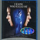 I Know Who Killed Me (Blu-ray Disc, 2007)