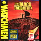Watchmen - Tales of the Black Freighter & Under the Hood (Blu-ray Disc, 2009)