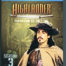Highlander: Season Three (Blu-ray 5 Disc Set 1995)