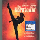 The Karate Kid (Blu-ray/DVD, 2010, 2-Disc Set, Includes Digital Copy)