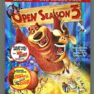 Open Season 3 (Blu-ray/DVD, 2011, 2-Disc Set)