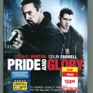 Pride and Glory (Blu-ray Disc, 2009) Edward Norton, Colin Farrell