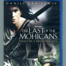 The Last of the Mohicans (Blu-ray Disc, 2010)