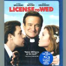 License To Wed (Blu-ray Disc, 2007) Robin Williams