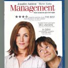 Management (Blu-ray Disc, 2009) Jennifer Aniston, Woody Harrelson