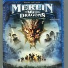 Merlin and the War of the Dragons (Blu-ray 2010)