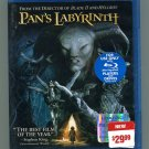 Pan's Labyrinth (Blu-ray Disc, 2007) Spanish Audio