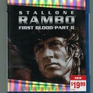 Rambo First Blood Part 2 (Blu-ray Disc)
