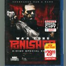 Punisher: War Zone (Blu-ray Disc, 2009, 2-Disc Set Special Edition)
