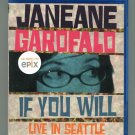 Janeane Garofalo: If You Will - Live in Seattle [Blu-ray] (2010)