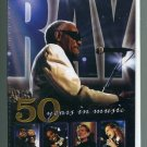 Ray Charles - 50 Years in Music (DVD, 2005)