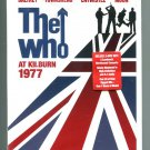 The Who - At Kilburn - 1977 (DVD, 2008, 2-Disc Set)