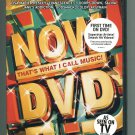 Now That's What I Call Music (DVD, 2003)