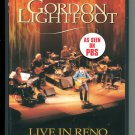 Gordon Lightfoot - Live in Reno (DVD, 2000)