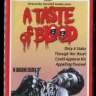 A Taste of Blood (DVD, 2000 Special Edition)