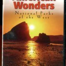 American Wonders: National Parks of the West (DVD, 2002)
