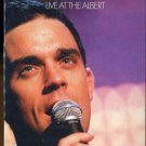Robbie Williams - Live at the Albert (DVD, 2002)