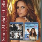 Sarah Michelle Gellar Collection THE AIR I BREATHE,SUBURBAN GIRL (Blu-ray 2009, 2-Disc Set)