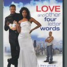 Love and Other Four Letter Words (DVD, 2008)