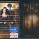 Twilight New Moon Ultimate Fan Edition W/Lenticular cover & Twilight in Forks Saga of the Real Town