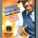Donnell Rawlings: From Ashy to Classy (DVD, 2010)