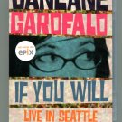 Janeane Garofalo: If You Will - Live in Seattle (DVD, 2010)