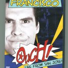 PABLO FRANCISCO - OUCH! LIVE FROM SAN JOSE 2006  DVD