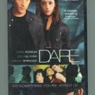 Dare (DVD) Emmy Rossum, Ashley Springer, Zach Gilford